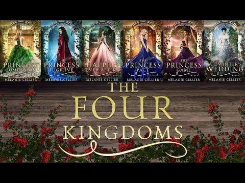 The Four Kingdoms Books