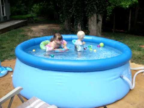 bestway 10ft pool instructions