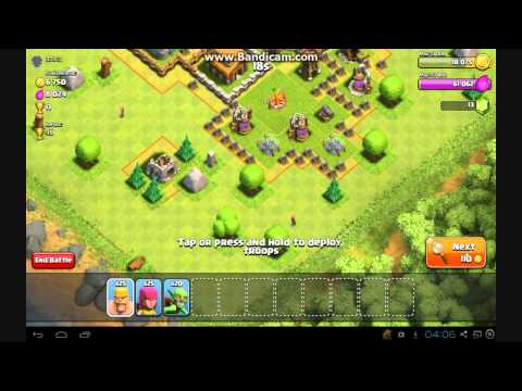 Clash of Clans: I Have Upgraded!