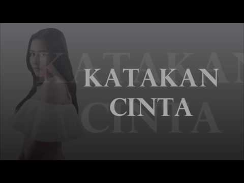 Prilly Latuconsina - Katakan Cinta (lirik)