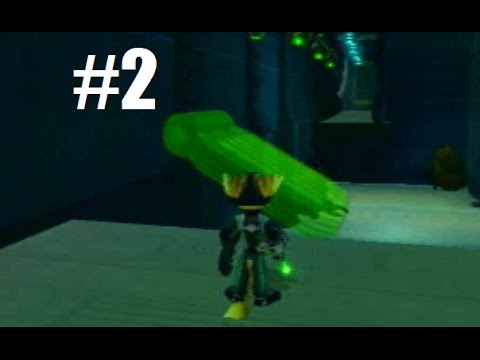Let's Play Ratchet & Clank: Going Commando #2 - Dynamic Dynamo