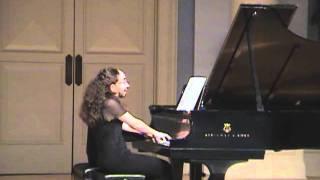 Schubert, Fantasia in F minor, Aleksandra&Yakov Kasman, Part I