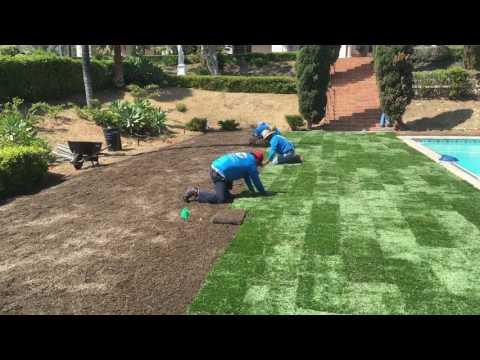 Fast Working landscape Contractor in Santa Barbara