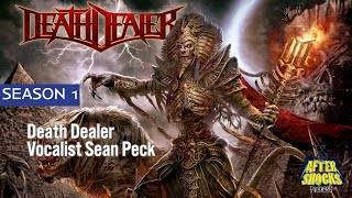 Death Dealer – Conquered Lands – The Aftershocks Interview with Vocalist Sean Peck