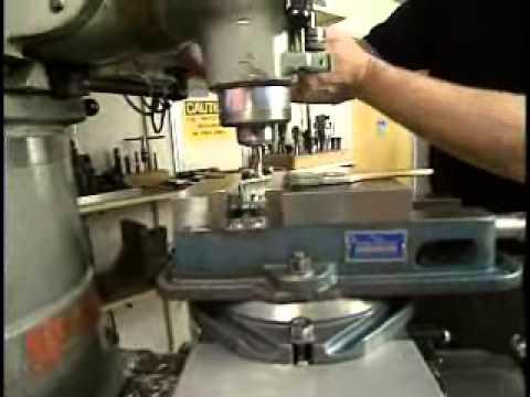 milling machine works