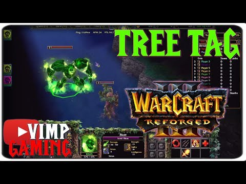 Warcraft 3 Reforged | Tree Tag