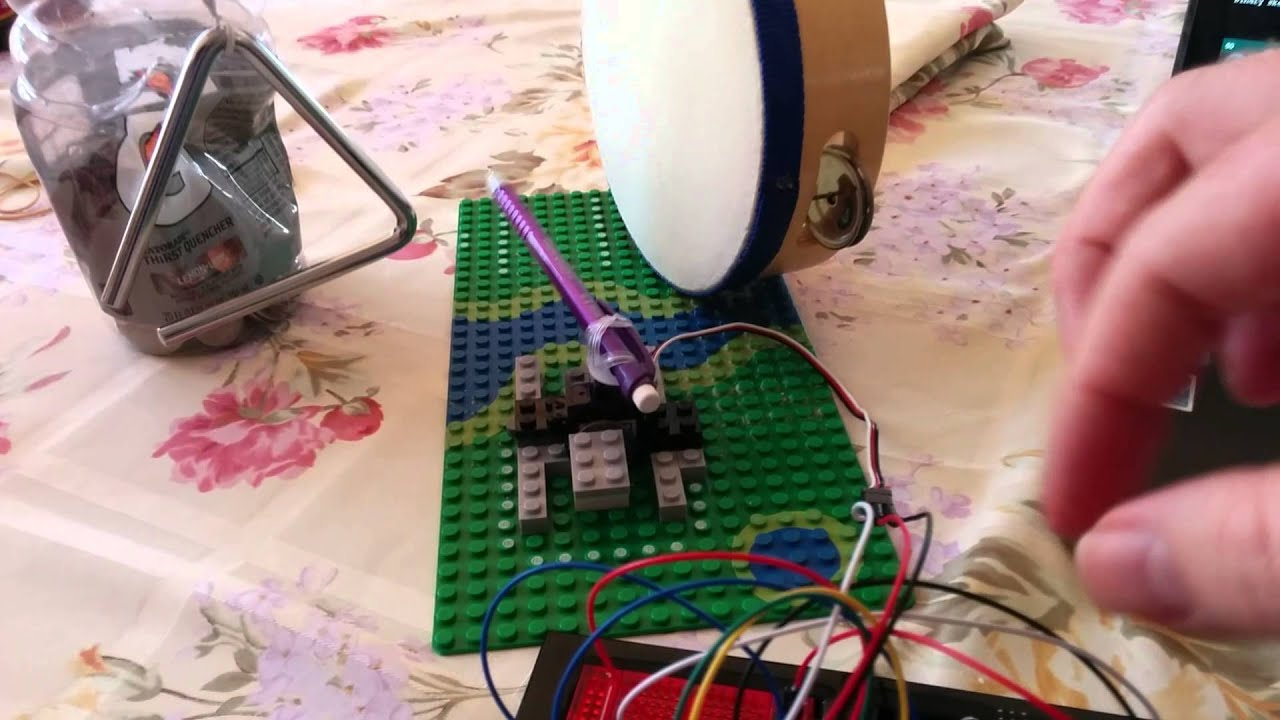 how to make an array of servo objects in arduino