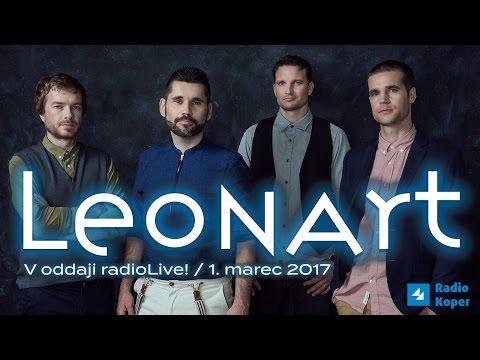 LEONART v oddaji RADIO LIVE!