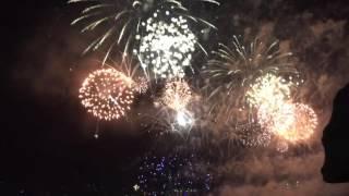 Atlantis The Palm 2016 NY Fireworks