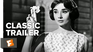 Love in the Afternoon (1957) Official Trailer - Gary Cooper, Audrey Hepburn Movie HD