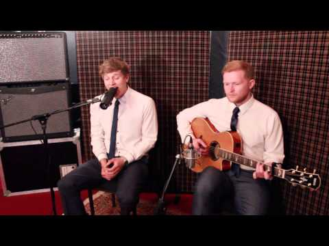 The Calling - Wherever You Will Go - Wedding Performers - Brett and Andrew -