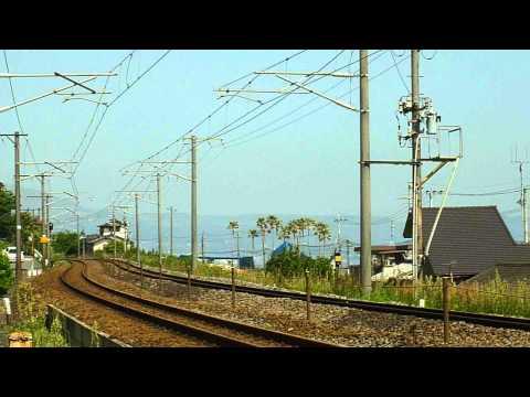 【国鉄同士!】2012 G.W. 臨時特急 485系 415系 国鉄色 九州