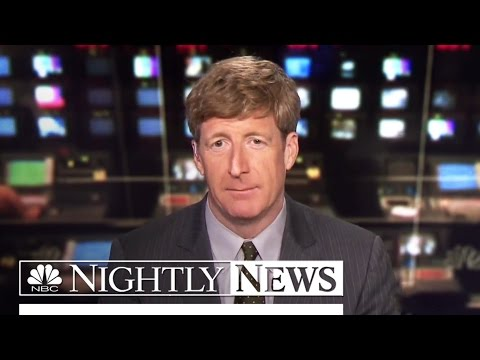 Patrick Kennedy Reveals Family Struggles in Effort to Raise Awareness  NBC Nightly