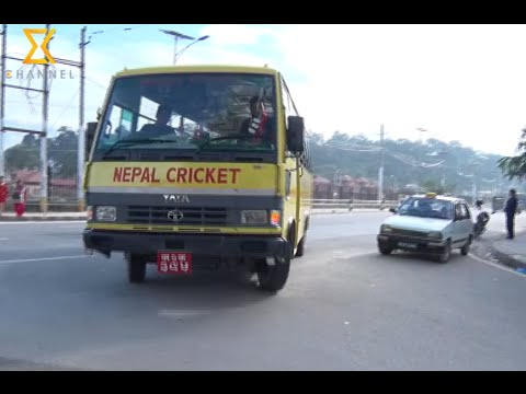 Nepali Cricket Team Returns Nepal