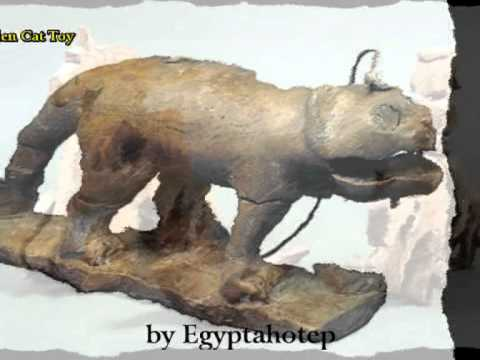 Egypt 308 Toys In Ancient Egypt By Egyptahotep Youtube