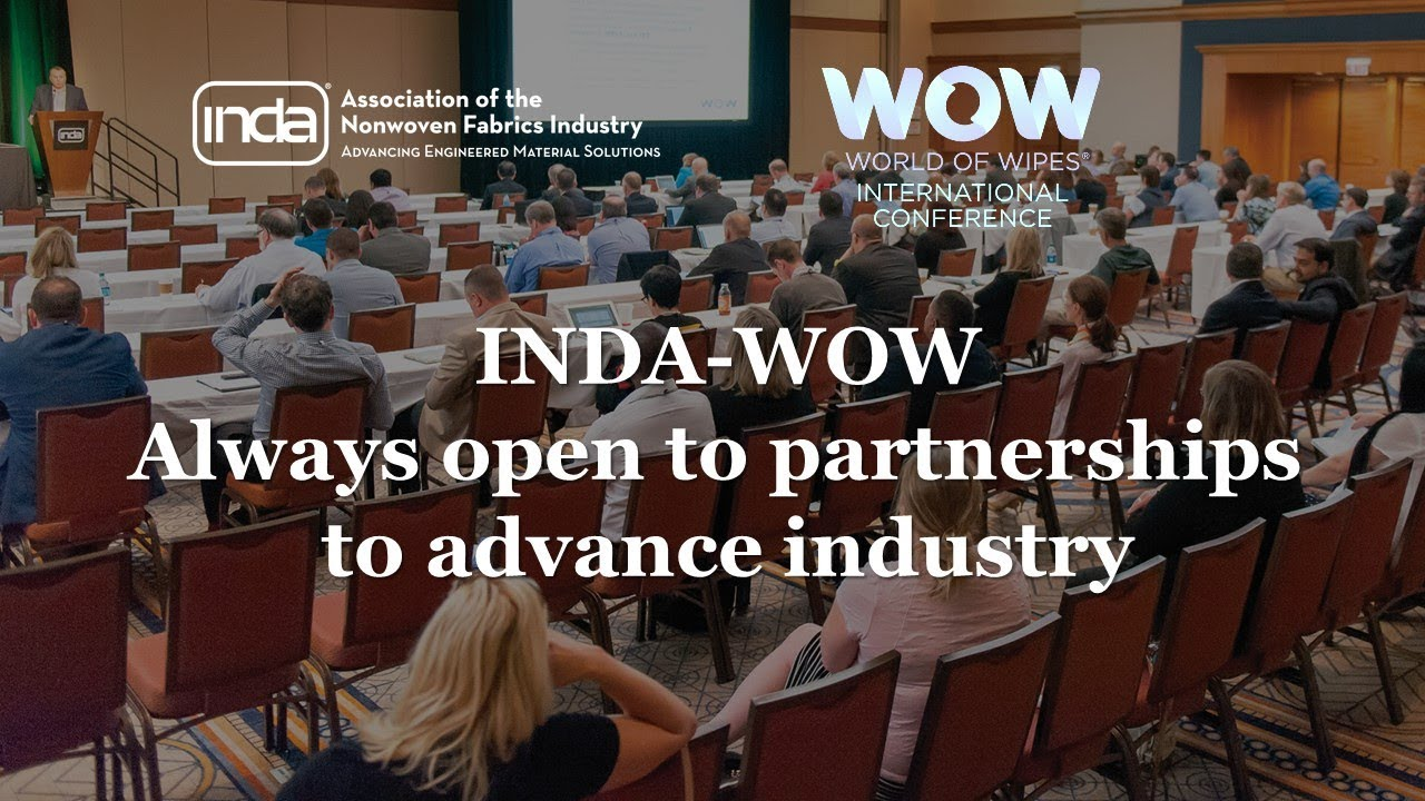 INDA-WOW: Always open to partnerships to advance industry