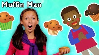 Muffin Man + More | Mother Goose Club Dress Up Theater