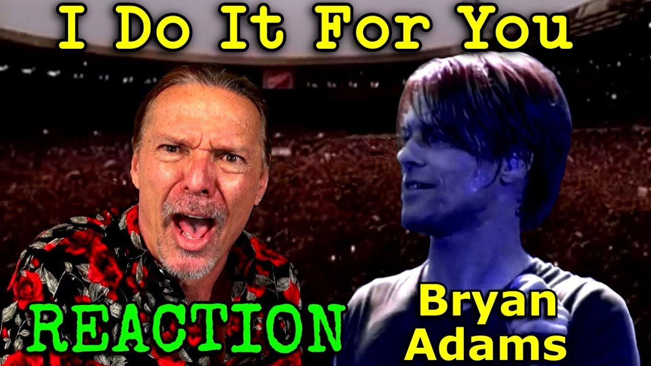 Vocal Coach Reaction To Bryan Adams - (Everything I Do) I Do It For You - Ken Tamplin