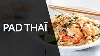 Pad Thaï -  Recette Healthy