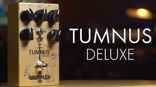 Wampler Tumnus Deluxe: Overdrive/Boost