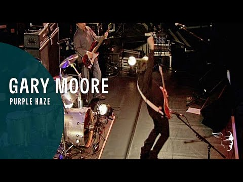 Gary Moore  Purple Haze Blues for Jimi ~ 1080p HD