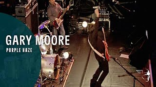 Watch Gary Moore Purple Haze video