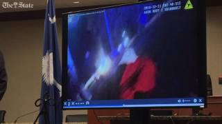 Sumter Officer involved shooting body cam