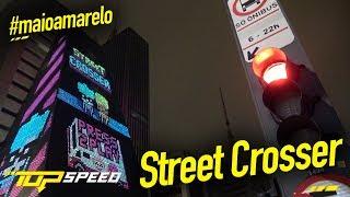 Jogamos Street Crosser no Prédio da Paulista!! #MaioAmarelo
