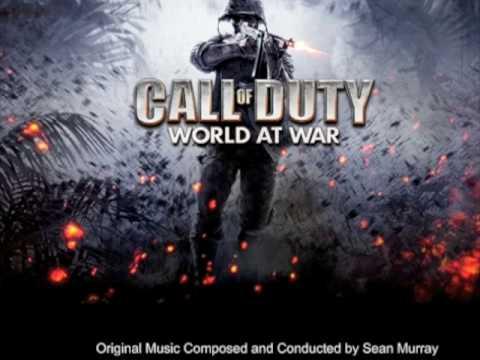 CoD WaW: Soundtrack (Menu Intro - Brave Soldat)