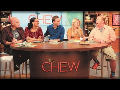 BUH-BYE! 'THE CHEW' CO-HOST GETS ROASTED AS FOUR WOMEN TURN UP THE HEAT ON TASTELESS ALLEGATIONS