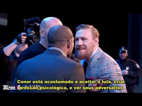 Conor McGregor Vs Khabib Nurmagomedov   The Fight Before The Fight (legendado)