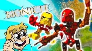 Lego Bionicle Sets & Happy Meal Toys