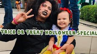 #TrickOrTreat # HolloweenSpecial #MurphTV #Vlog008
