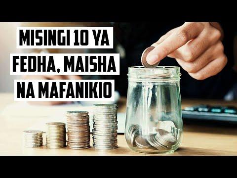 MISINGI 10 YA FEDHA, MAISHA NA MAFANIKIO