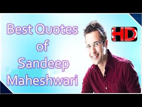 sandeep maheshwari motivational thoughts english