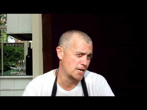 Kavey Eats meets Paul Merrett