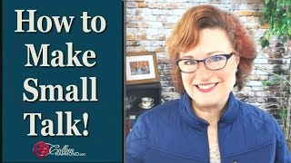 "How to Make ""Small Talk"" (Even if You're an Introvert!)"