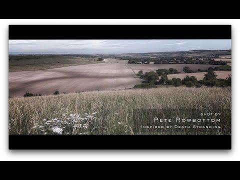 DEATH STRANDING -Exploring Photo Mode w/Pete Rowbottom-