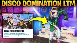 🔴 FORTNITE DISCO DOMINATION LTM COMING SOON! 🔴GIVEAWAY AT 5K SUBS!! | FORTNITE LIVE GAMEPLAY!