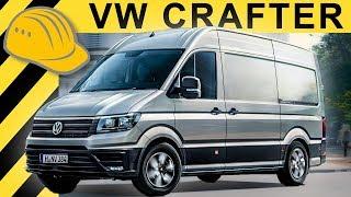 VW CRAFTER 2018 TEST & Fahrbericht | Kasten & California XXL Wohnmobil Basis