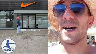 Nike Closes Stores in South Africa Over Racist Video