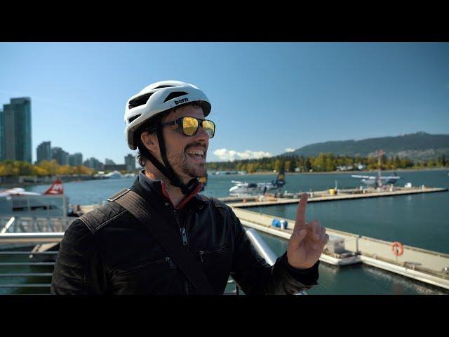USÁNKA 3.5: Vancouver, a LEGSZEBB fekvésű város (ahol iPhone-okat találsz az utcán)