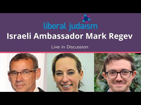 In Conversation With The Israeli Ambassador To The UK - April 2020
