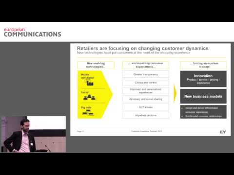 Customer Experience 2015: EY on what telcos can learn from other industries