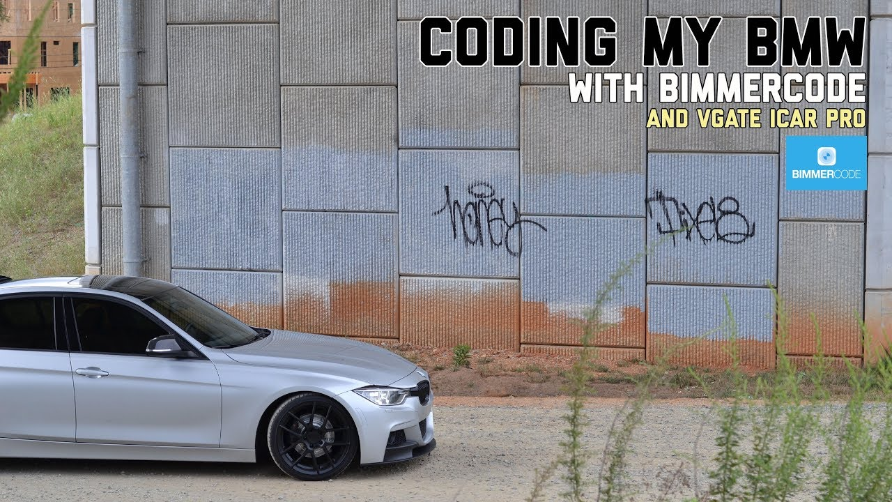 HOW TO CODE YOUR F30 BMW WITH BIMMERCODE