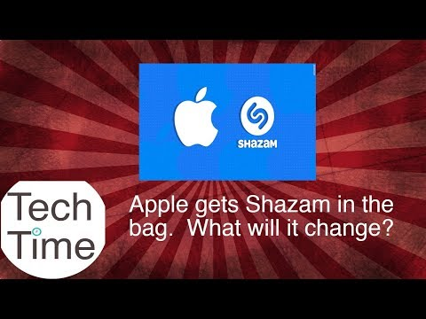 Apple Completes Shazam Acquisition, Will Make App Ad-Free For Everyone Mp3