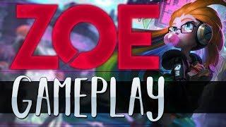 Der beste Champ seit langem! - Zoe Gameplay
