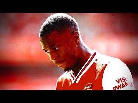 Nicolas Pépé - The Start At Arsenal (2019/20)