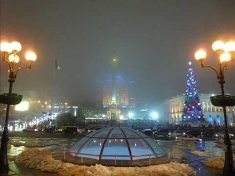 Photo of Kiev december 2009