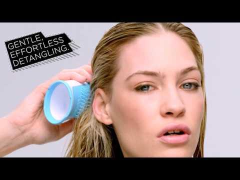 Tangle Teezer Aqua Splash Detangling Brush | Shower Detangling Brush